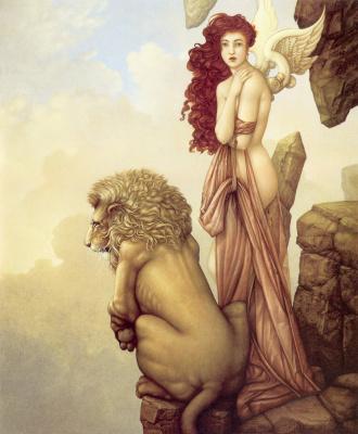 Майкл Паркес. Последний лев
