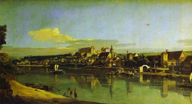 Bernardo Bellotto. Plot 7
