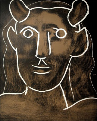 Pablo Picasso. The Head Of The Faun