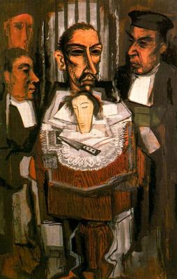 Исмаэль Гонсалес де ла Серна. Мужчины