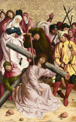 Ryuland Fruauf Elder. Carrying the Cross