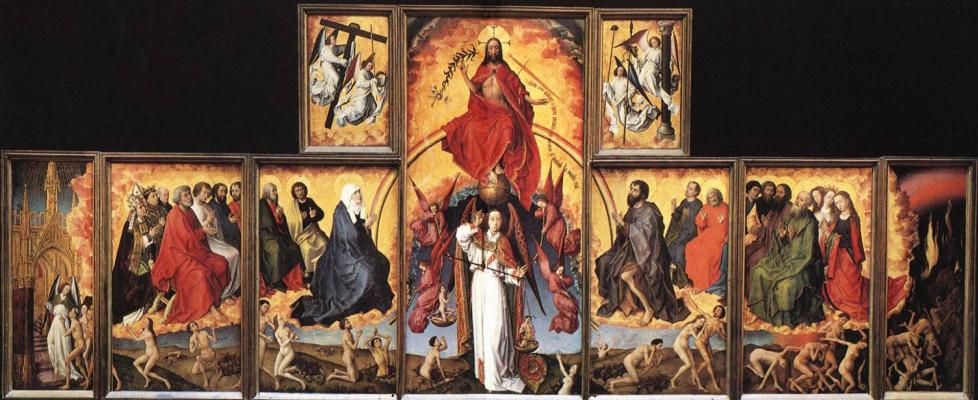 Rogier van der Weyden. Judgment