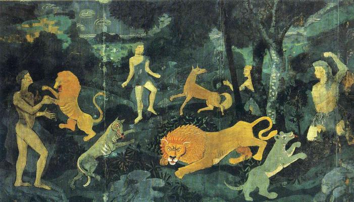 Andre Derain. The Golden age
