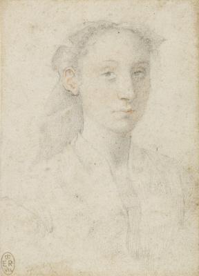 Софонисба Ангвиссола. Портрет женщины