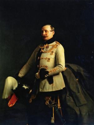 Сергей Константинович Зарянко. Портрет А. Д. Пономарева