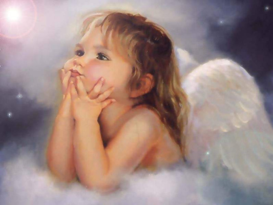 Мэри Бакстер Сентклер. Маленький ангел