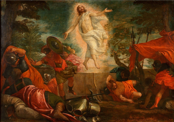 Paolo Veronese. Resurrection of Christ