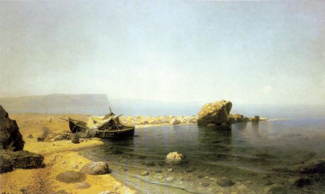Rufin Gavriilovich Sudkovsky. Clear water