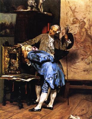 Джованни Больдини. Ценитель искусства