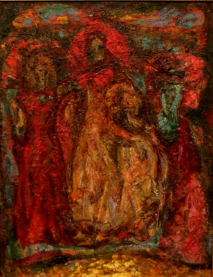 Victor Fedorovich Chudin. Three figures