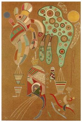 Wassily Kandinsky. Composition