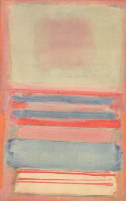 Rothko Mark.  No. 1 / No. 11