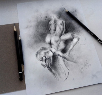 LADEVLE. Sketches