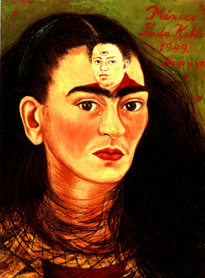 Фрида Кало. Диего и Я
