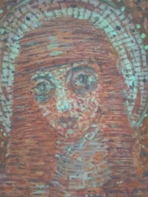 Вячеслав Коренев. Sacred face