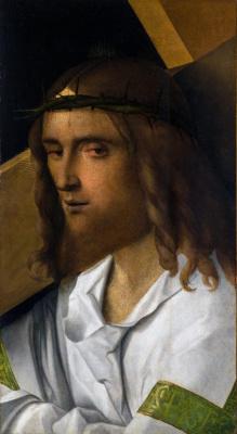 Джованни Беллини. Христос, несущий крест