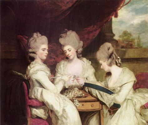 Joshua Reynolds. Sister Waldgrave