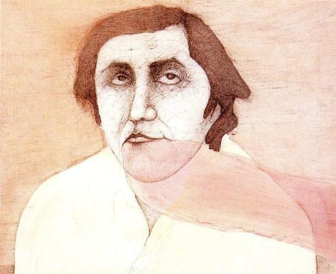 Франсиско Пеинадо. Портрет 1