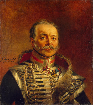 George Dow. Portrait of Daniil Vasilyevich Shukhanov