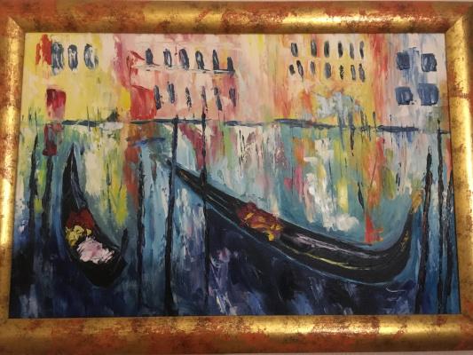 Татьяна Хаби. Венеция