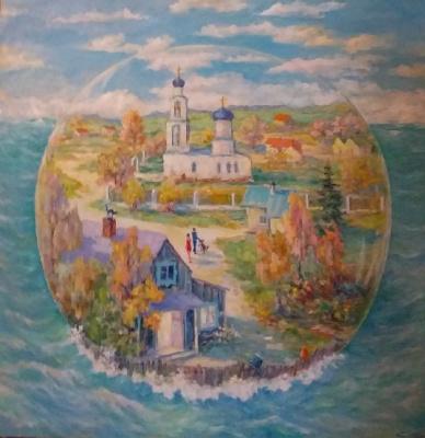 Valentin Nikolaevich Sudnitsyn. Russian Venice