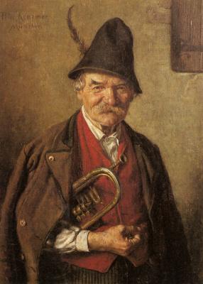Петр Кремер. Музыкант