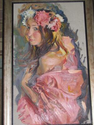 Анастасия Илюшина. Заря