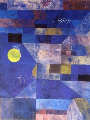 Paul Klee. Moonlight