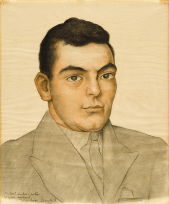 Диего Мария Ривера. Эдуард Ласкер