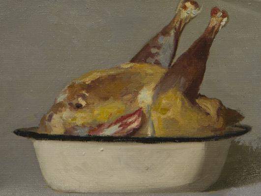 Heliy Mikhailovich Korzhev. Carcass