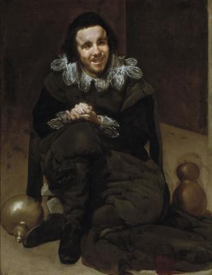 Diego Velazquez. Don Juan de Calabasas