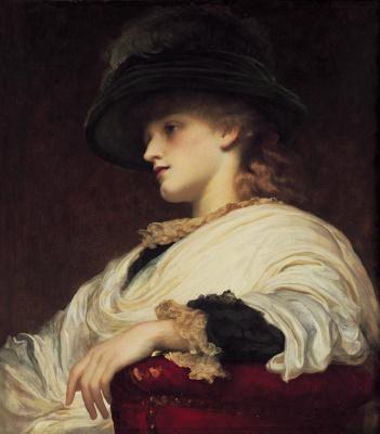 Frederic Leighton. Phoebe