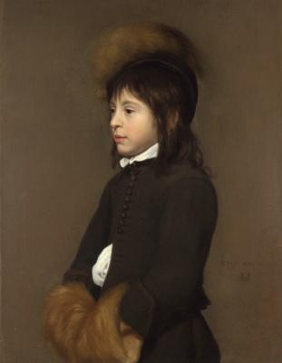 Якоб ван Ост Старший. Портрет мальчика в возрасте 11 лет