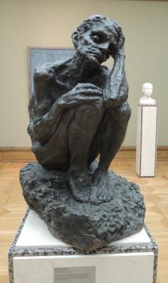 Anna Semyonovna Golubkina. Old age