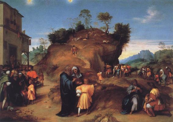 Делсарто. Иосиф