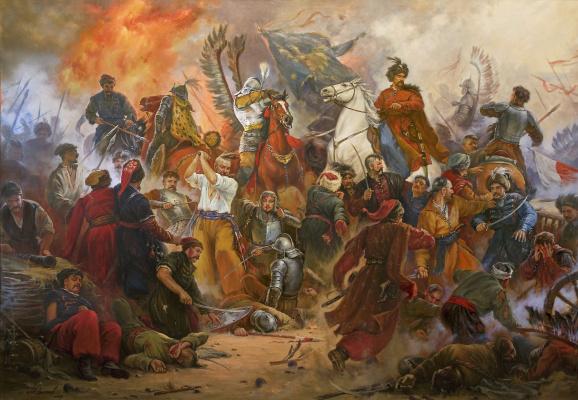 Arthur Olegovich Orlenov. Battle of Berestechko