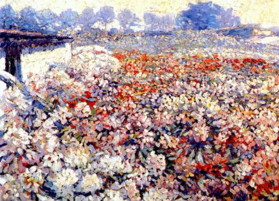 Appman Artist. Flowers