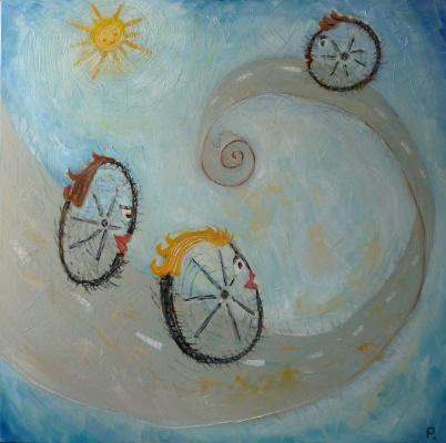 Svyatoslav Ryabkin. Magic song road and wheel Magic song of the road and wheels