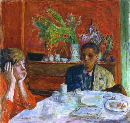 Pierre Bonnard. After lunch