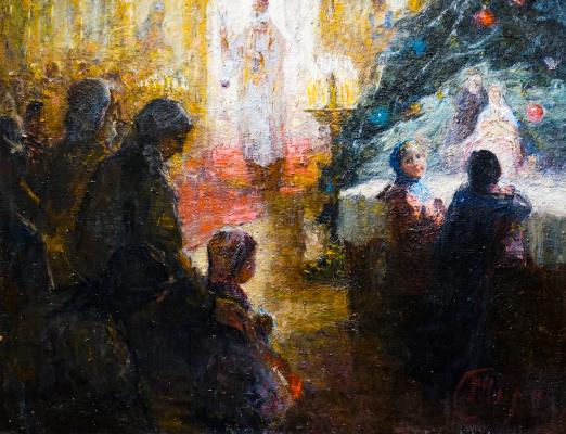 Марк Смирнов. Рождество