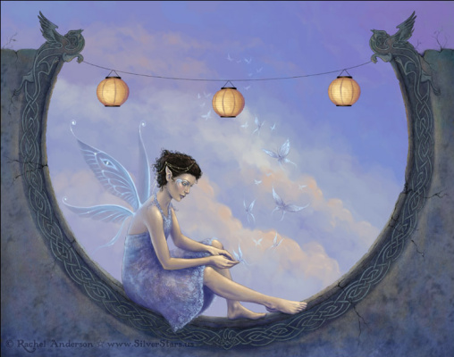 Рэйчел Андерсон. Летняя фея