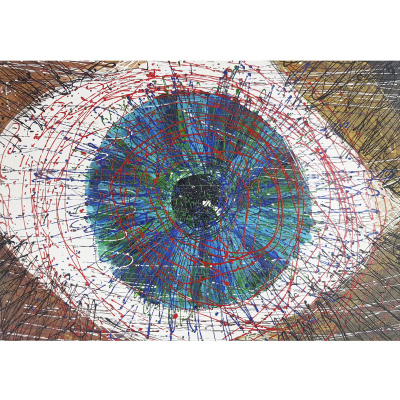 Alexandra Knabengoff. David's eye David's eye