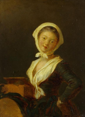 Jean Honore Fragonard. Carmensita (Soarca)