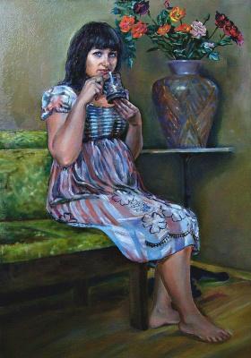 Леся Белза. Женский портрет