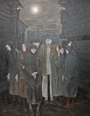 Mikhail Andreevich Savitsky. Abandoned