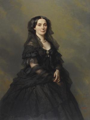 Franz Xaver Winterhalter. Princess Kochubey