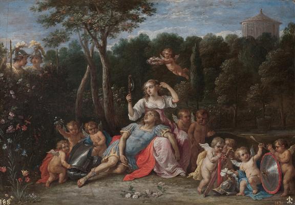David Teniers the Younger. Armida Garden