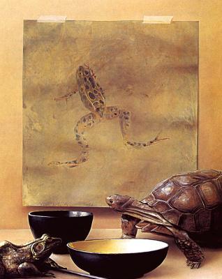 Джейсон Уитли. Лягушка и черепаха
