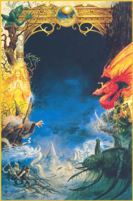 Джеан Пиерр Таргет. Магический мир