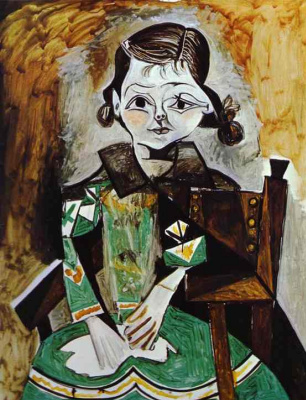 Pablo Picasso. Paloma Picasso